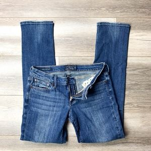 LUKCY BRAND Sweet 'N Straight Denim Jeans 2 26R